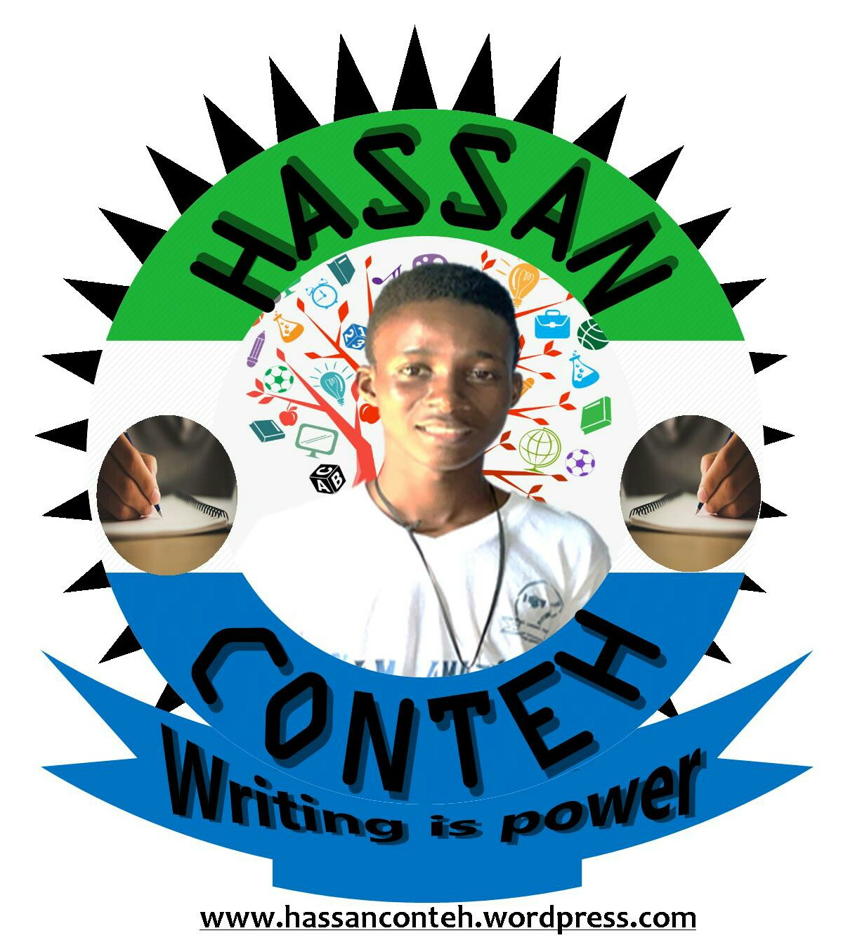 Hassan Conteh: A multi-talented young Sierra Leonean